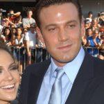 Jennifer Lopez e Ben Affleck ... certi amori non finiscono....