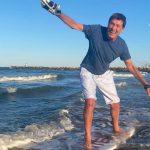 Gianni Morandi: meglio cadere nell'acqua che nel fuoco!