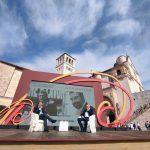"""Assisi: grande riscontro di pubblico per il """"Cortile di Francesco"""""""