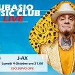 J-AX live a Subasio Music Club ... il ritorno senza passare dal via