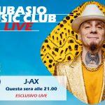 J-AX live a Subasio Music Club … il ritorno senza passare dal via