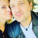 Francesca Barra e Claudio Santamaria genitori a dicembre