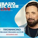 Subasio Music Club d'autore il 3 novembre con i Tiromancino