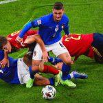Italia-Spagna 1-2: azzurri ko dopo 3 anni