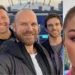 Coldplay, nel nuovo album un duetto con Selena Gomez