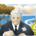 Eugenio Montale nasceva 125 anni fa e Google lo celebra