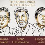 Nobel per la Fisica a Parisi, Manabe e Hasselmann