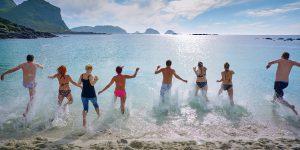 Vacanze: 1 italiano su 3 teme la prova costume in spiaggia