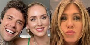 Jennifer Aniston continua a mettere 'like' a Fedez