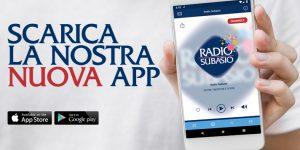 Radio Subasio sempre con te. Scarica l'App