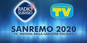 Sanremo 2020: riascolta tutte le nostre interviste
