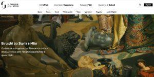 Gallerie degli Uffizi sempre più digitali. Nuova sezione video e record di click