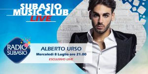 Con Alberto Urso Subasio Music Club si veste di leggerezza e di estate!