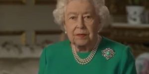 "Elisabetta II in TV, ""Insieme ce la faremo"""