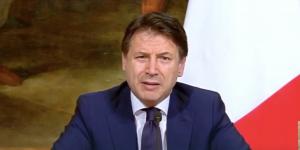 Giuseppe Conte: intervento approvato 'potenza di fuoco'
