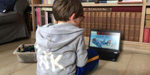Bambini: spiegare loro il Coronavirus con le favole