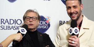 NINO D'ANGELO & LIVIO CORI - Intervista preFestival