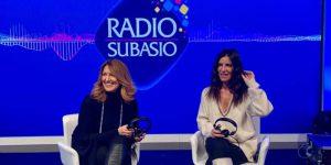 PAOLA TURCI - Intervista Sanremo