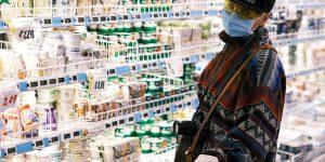 Istat: in 4 case su 10 scorte cibo per paura pandemia